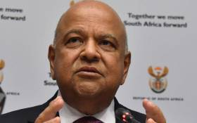 Finance Minister Pravin Gordhan at the 2017 Budget media briefing in Cape Town on 22 February 2017. Picture: GCIS.