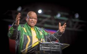 FILE: President Jacob Zuma. Picture: Thomas Holder/EWN.