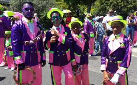 FILE: The annual Cape Minstrels Tweede Nuwe Jaar parade. Picture: Natalie Malgas/EWN.