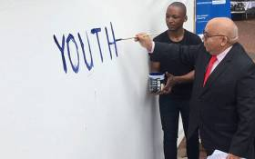 Albert Fritz, the Western Cape Social Development MEC, is pictured on 15 June 2017 during Youth Month celebrations. Picture: facebook.com