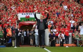 Former Arsenal manager Arsene Wenger. Picture: @Arsenal/Twitter