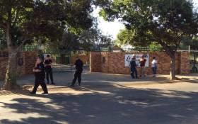 The Hoërskool Overvaal on 19 January 2018. Picture: Thando Kubheka/EWN
