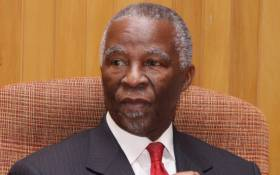 FILE: Former South African president Thabo Mbeki. Picture: Facebook.com