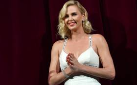 Actress Charlize Theron. Picture: AFP