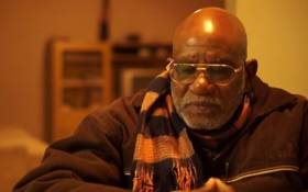 A screengrab of Namibian freedom fighter Andimba Toivo ya Toivo during an interview with Namibia Media Initiative in 2014. Picture: YouTube.