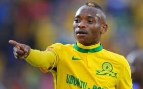 FILE: Former Mamelodi Sundowns' striker Khama Billiat. Picture: Mamelodi Sundowns official Facebook page.