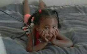 Three-year-old Courtney Pieters went missing on 4 May 2017. Her body was found over the weekend about a kilometre away from her Elsies River home Picture: Facebook.com