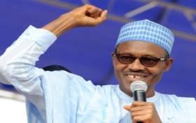 Nigerian ex-military ruler Muhammadu Buhari. Picture: AFP