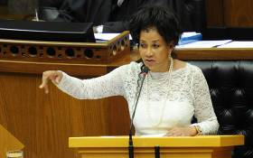 FILE: Human Settlements Minister Lindiwe Sisulu. Picture: GCIS