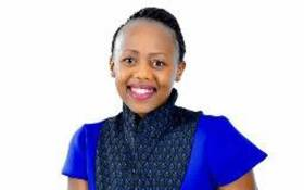 New KPMG CEO Nhlamu Dlomu. Picture: Twitter/@NhlamuDlomu