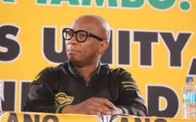 FILE: The ANC's Zizi Kodwa. Picture: @MyANC/Twitter.