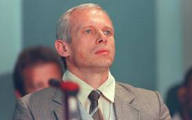 FILE: Janusz Walus at a hearing in the Pretoria City Hall on 11 August 1997. Picture: AFP