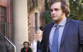 Triple murder accused Henri van Breda. Picture: Cindy Archillies/EWN