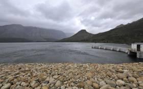 Wemmershoek Dam. Picture: capetown.gov.za