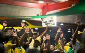 Delegates from KwaZulu-Natal during the nominations process at the ANC's national conference on 17 December 2017. Picture: Sethembiso Zulu/EWN