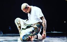 Musician Chris Brown. Picture: Instagram/@chrisbrownofficial.