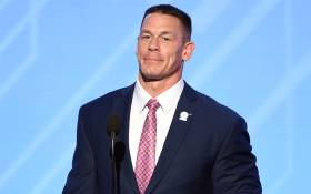 FILE: Actor/wrestler John Cena speaks onstage at The 2017 ESPYS at Microsoft Theater on 12 July 2017 in Los Angeles, California. Picture: Getty Images/AFP.