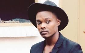Actor Dumi Masilela. Picture: Facebook