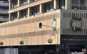 FILE: The ANC's Luthuli House headquarters in central Johannesburg. Picture: WikiCommons