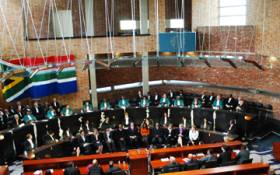The Constitutional Court of South Africa. Picture: EWN
