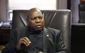 ANC treasurer-general Zweli Mkhize. Picture: Christa Eybers/EWN