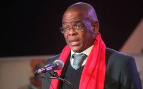 FILE: Free State Premier Ace Magashule. Picture: Facebook.com