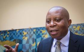 FILE: City of Johannesburg Mayor Herman Mashaba. Picture: Thomas Holder/EWN