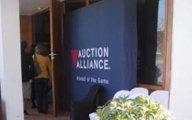 Auction Alliance logo. Picture: Auction Alliance Facebook page.