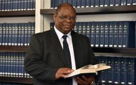 Deputy Chief Justice Ray Zondo. Picture: GCIS.