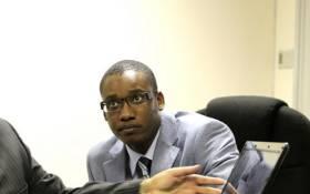 Former president Jacob Zuma's son, Duduzane Zuma. Picture: Supplied.
