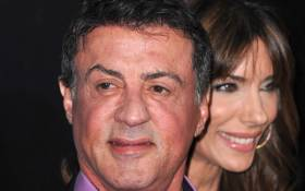 US actor Sylvester Stallone. Picture: AFP.