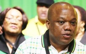 ANC KZN chairperson Sihle Zikalala. Picture: Sethembiso Zulu/EWN