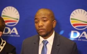 FILE: Democratic Alliance leader Mmusi Maimane. Picture: Christa Eybers/EWN