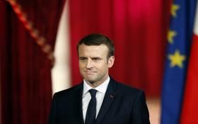 FILE: French President Emmanuel Macron. Picture: AFP