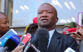 FILE: UDM leader Bantu Holomisa. Picture: Christa Eybers/EWN.