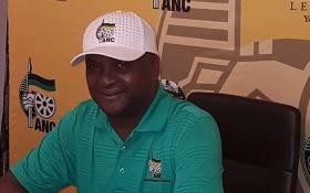 FILE: Brian Hlongwa. Picture: Facebook - ANC Caucus GPL
