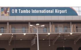 OR Tambo International Airport. Picture: Supplied