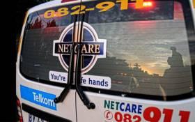 Netcare 911. Picture:  Supplied.