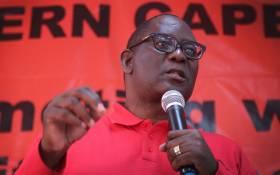 FILE: Saftu secretary-general Zwelinzima Vavi. Picture: Bertram Malgas/EWN