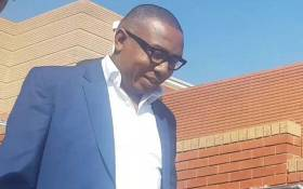 Deputy Higher Education Minister Mduduzi Manana. Picture: Thando Kubheka/EWN