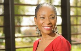 Newly appointed UCT Vice-Chancellor Mamokgethi Phakeng. Picture: Supplied.