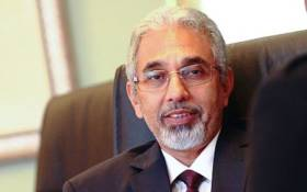 FILE: Former Sars deputy commissioner Ivan Pillay. Picture: Sars.