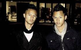 FILE: Brandon-Lee & Tony-Lee Thulsie. Picture: Facebook.com