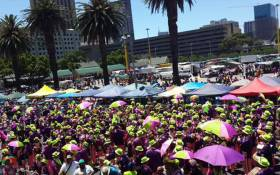 FILE: Celebrations at the annual Tweede Nuwe Jaar Parade in Cape Town. Picture: Natalie Malgas/EWN.