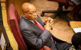 FILE: President Jacob Zuma. Picture: EWN.