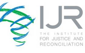 A screengrab of the Institute for Justice and Reconciliation logo. Picture: www.ijr.org.za.