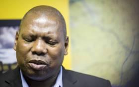 The ANC Treasurer General Zweli Mkhize. Picture: Thomas Holder/EWN