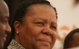 FILE: Minister of Science and Technology Naledi Pandor. Picture: Taurai Maduna/EWN.