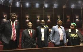 FILE: The KwaZulu-Natal ANC leadership. Picture: Ziyanda Ngcobo/EWN.