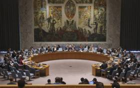 Wide view of Security Council meeting on the situation in the Sahel region. Picture: United Nations Photo.